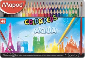 Akvarelové pastelky Maped