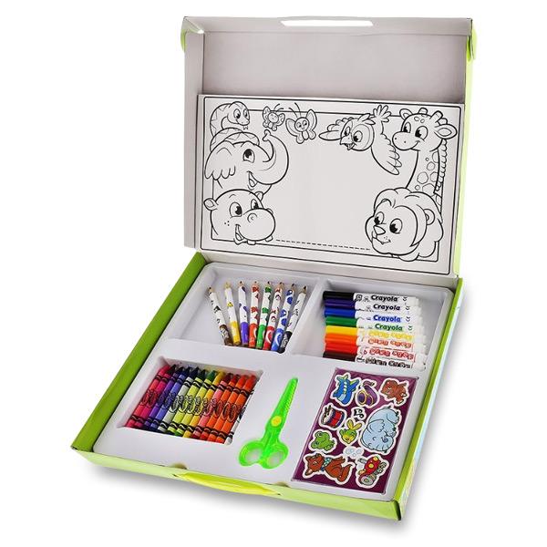 kufr mini kids crayola