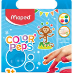 Prstové barvy Maped Color'Peps