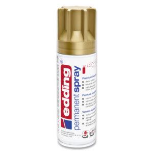 Akrylový sprej Edding zlatá