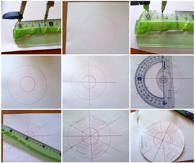 postup výroby spinner