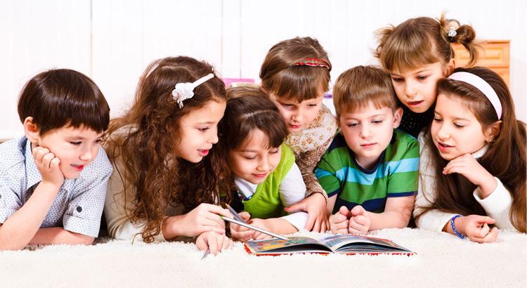 Tipy na dětské knížky