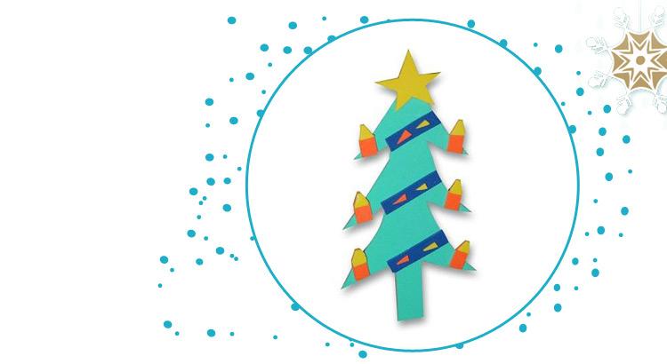 vánoční vyrábění z pěnovky