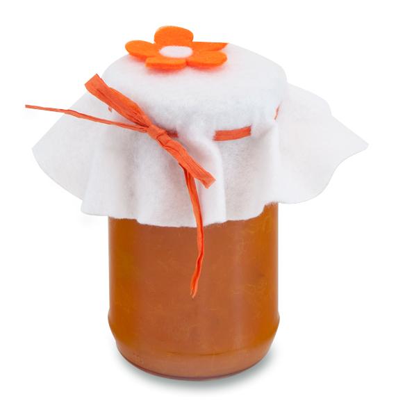 Čepička na marmeládu