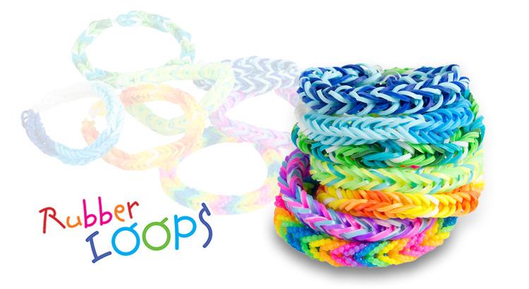 gumičky rubber loops