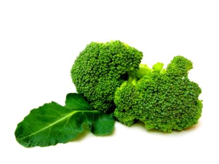 Zdravá výživa brokolice