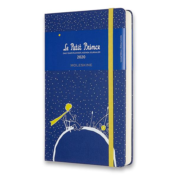 Limitovaná edice diáře Moleskine - Malý princ