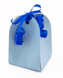 Malá krabička z papíru