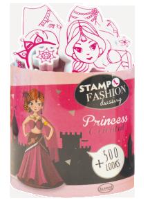 razítka Aladine princezna a móda