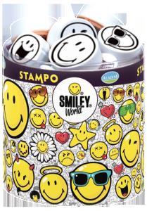 razítka Smiley