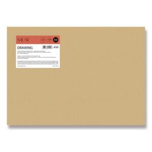Čtvrtky Shkolyaryk uložené po kusech v kartonové obálce