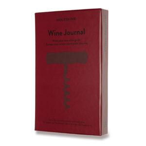 Zájmový deník Moleskine - Víno