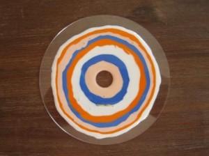 Malované CD 1