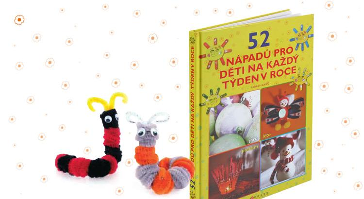 52 nápadů pro děti