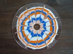 Malované CD 4