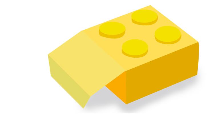 krabička lego