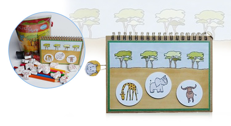 safari deník