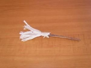 koště pro čarodějnici