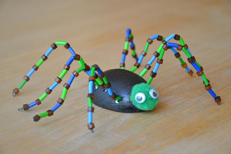 pavouček návod pro děti
