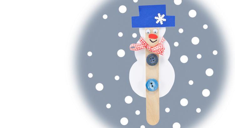 sněhulák nanukové dřívko