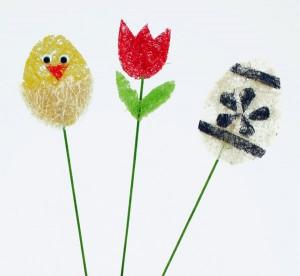 Jarní výrobky ze sisálu