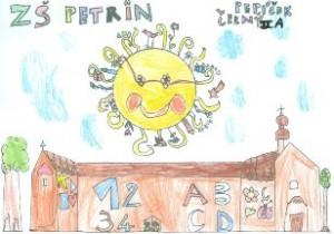 obrázek ze ZŠ Petřín