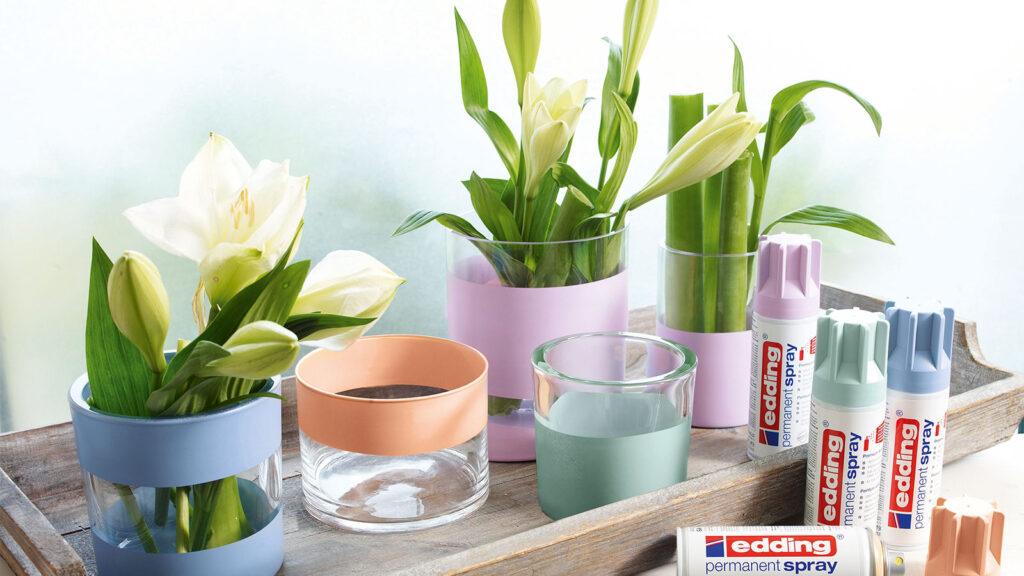 váza jako dekorace