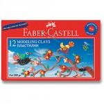 Modelína faber-castell