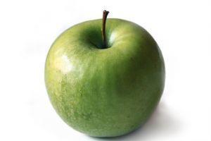 Zdravá svačina jablko