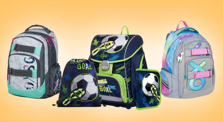 školní aktovky a batohy Oxybag