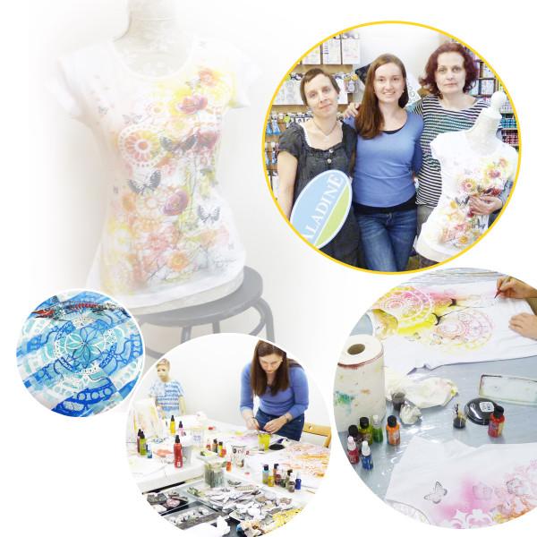 workshop Aladine textil