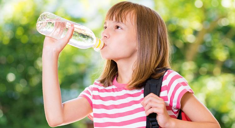 pitný režim dětí