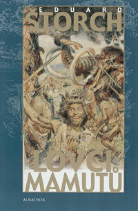 kniha Lovci mamutů