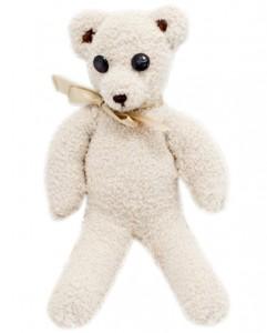 Ponožkový medvídek – návod na výrobu