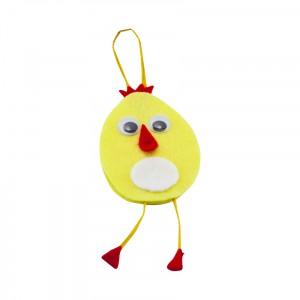 Kuřátko z filcu