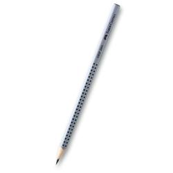 obyčejná tužka Faber-Castell s grip zónou