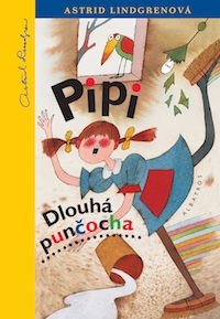 kniha Pipi Dlouhá punčocha