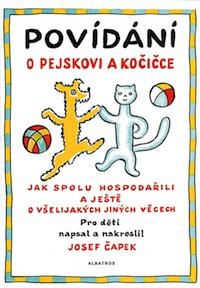 kniha Povídání o pejskovi a kočičce