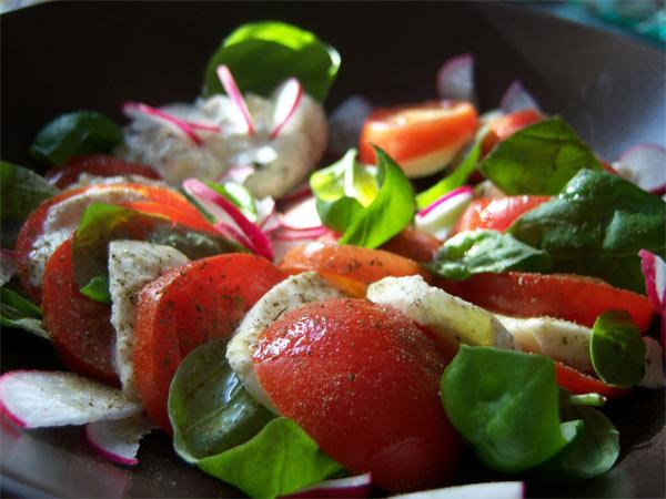 zeleninový špíz na svačiny