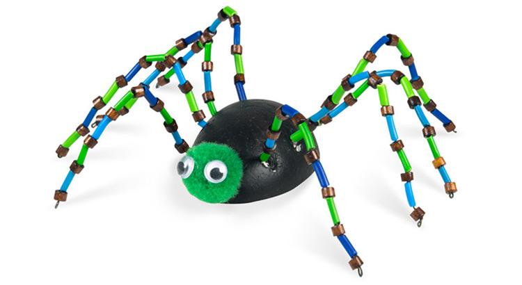 pavouček návod na výrobu