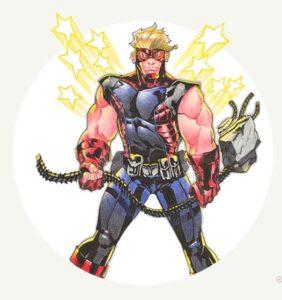 Otec rodiny superhrdinů