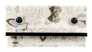 Taštička z balicího papíru - návod na výrobu