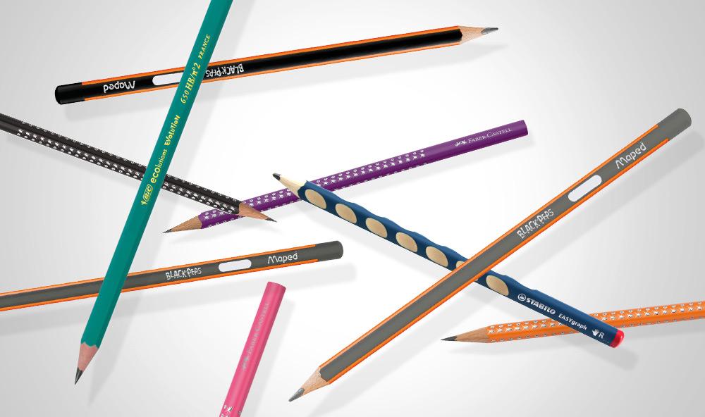 tužky směs