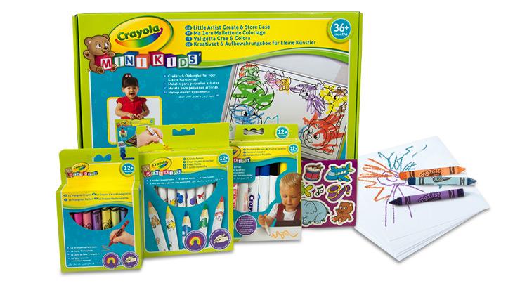 Mini Kids Crayola