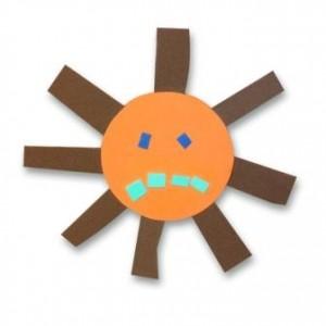zamračené sluníčko