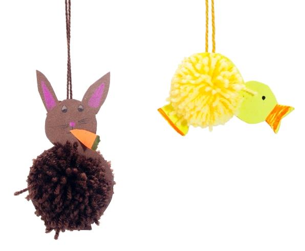Zajíček a kuřátko